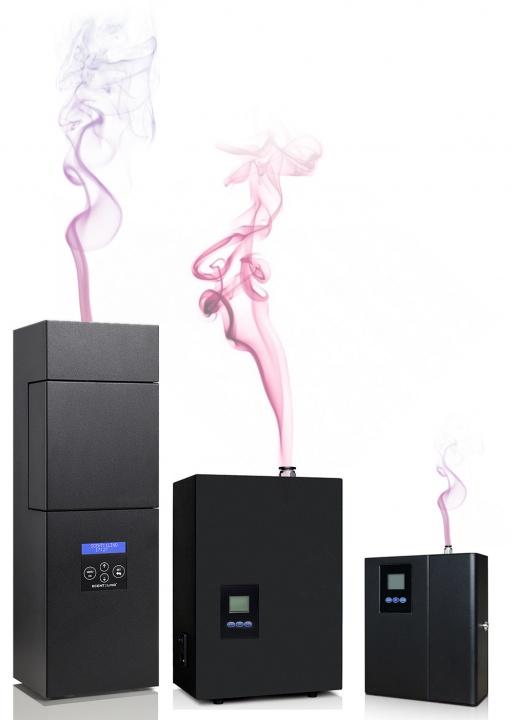 Tecnología de micro-nebulización Alpematic.